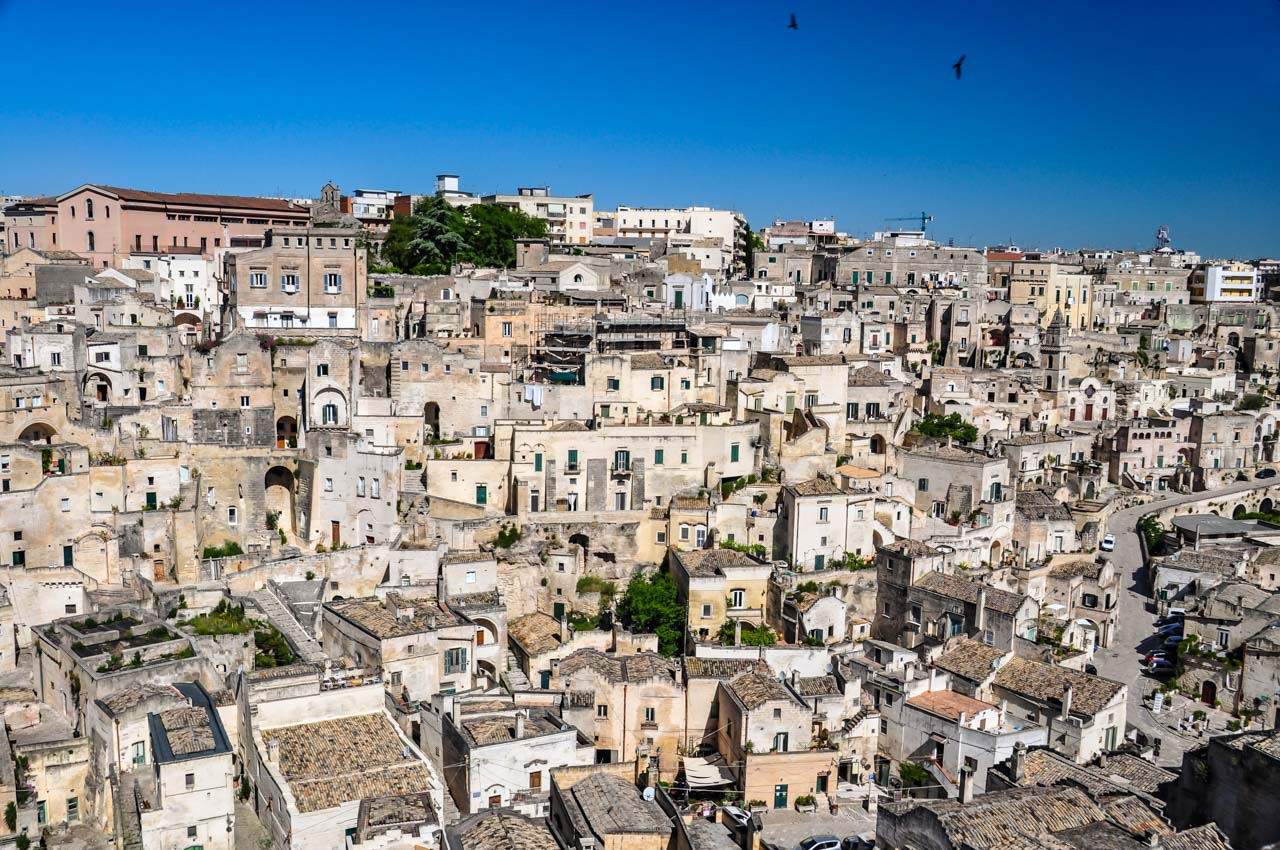 Ancient Sassi di Matera