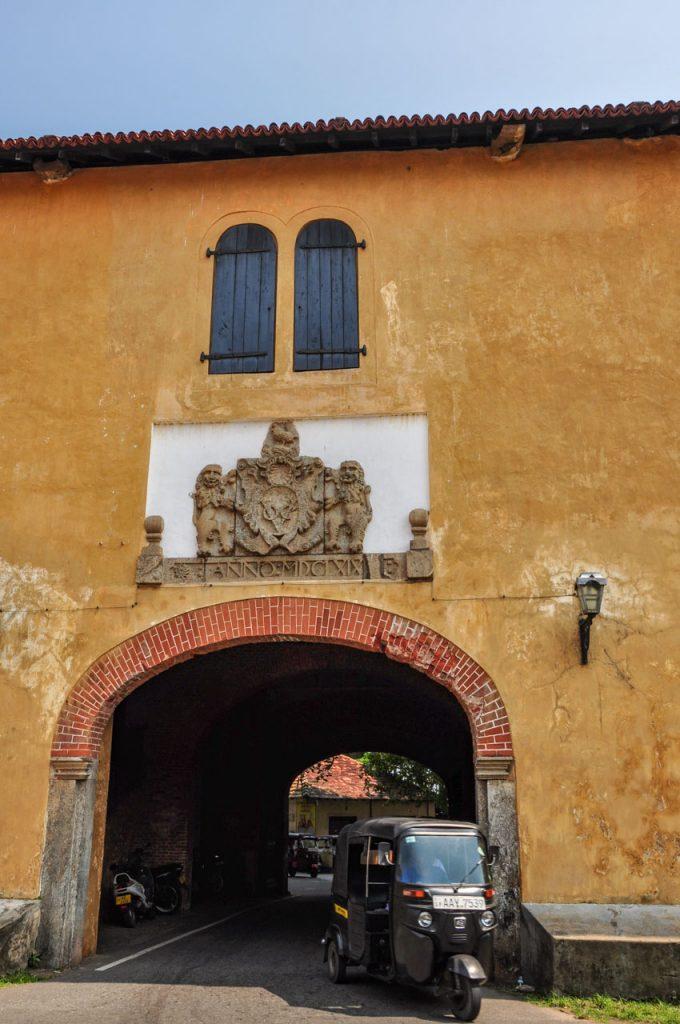 Galle Fort VOC