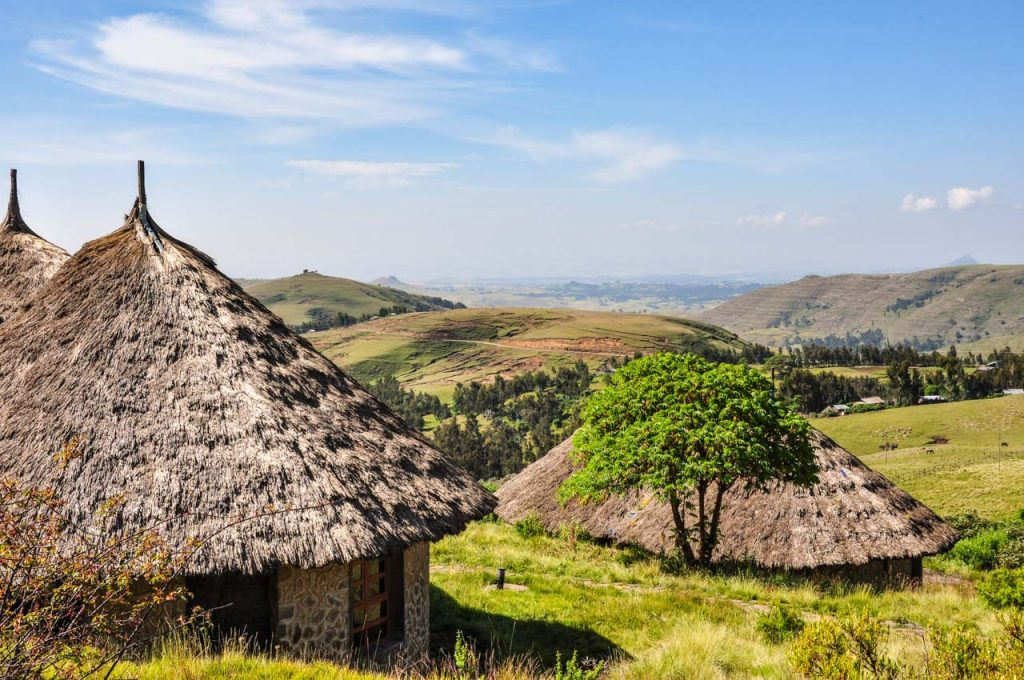 Simien Lodge - Simien Mountains
