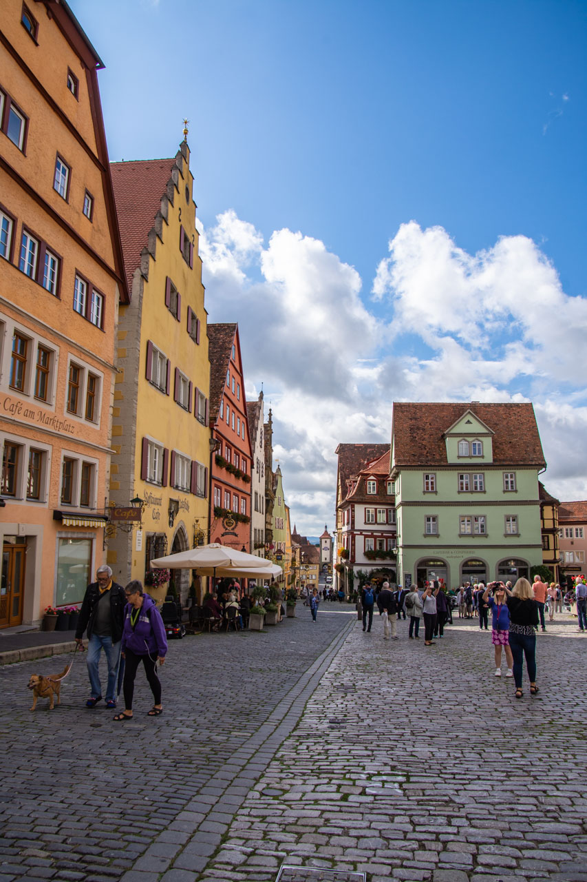 Rothenburg's Main Square